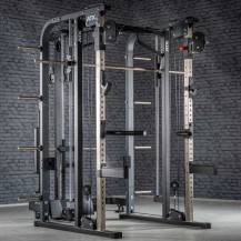 ATX SMITH CABLE RACK S POSTAJO ZA POTEGE PLATE LOADED