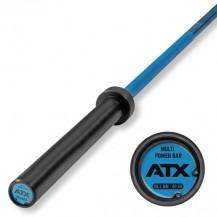 ATX OLIMPIJSKA PALICA CERAKOTE MULTIBAR STEEL BLUE 220CM MAX 600KG