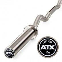 ATX ZVITA PALICA SZ CURL BAR PRO 120CM MAX 300KG