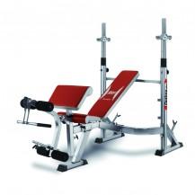 Večfunkcijska fitnes klop OPTIMA PRESS - Bh fitness