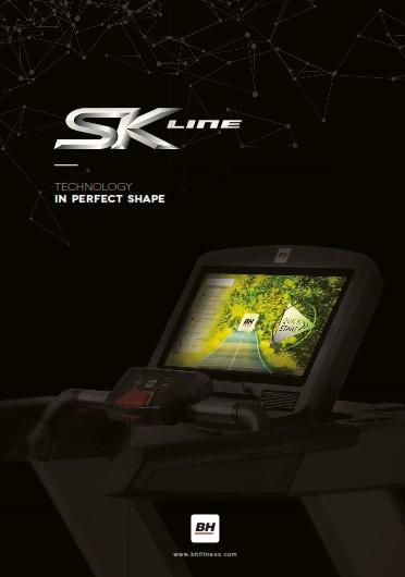Katalog BH fitness SK LINE