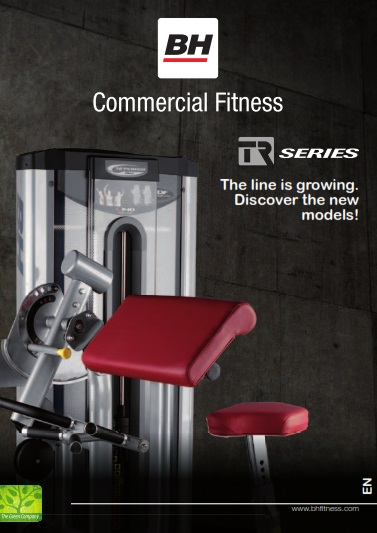 Katalog BH fitnes TR Series