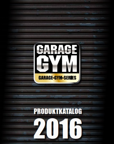Katalog Garage Gym Olimpus shop